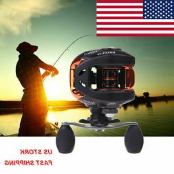 10+1BB Right Hand Baitcasting Fishing Reel Bait Casting Bait