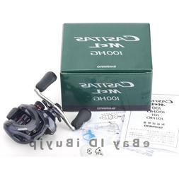 Shimano 16 Casitas MGL 100HG Right Hand Baitcasting Reel 036
