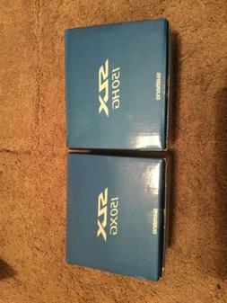 2-Shimano SLX 150 Baitcasting Reels