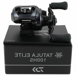 2019 NEW Daiwa Tatula Elite Baitcast Fishing Reel TAEL100XS