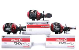 Quantum Team KVD Performance Tuned KVD101H LH Baitcast 7.3: