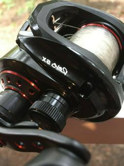 Abu Garcia Revo 4 SX-HS casting reel revo SX baitcaster NEW
