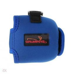 5x Fishing Reel Bag Protective Pouch for Low-Profile/Round B