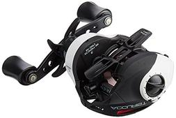 Quantum Fishing Accurist 6.3:1 Baitcasting Fishing Reel, Rig