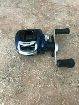 alpha right hand baitcasting reel