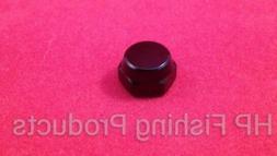 Abu Garcia Ambassadeur Black Max3 handle nut P/N 1214327 lef