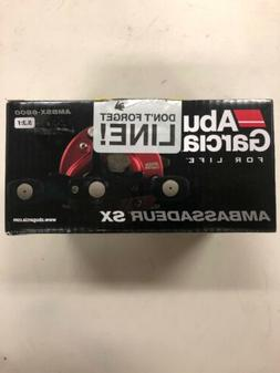 Abu Garcia AMBSX-6600 Ambassadeur SX Round Baitcasting Reel