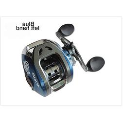 Hetto Baitcast Teel Magnetic Brake 10+4 BB Water Drop Reel H