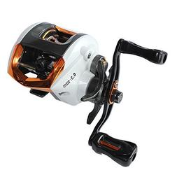 Lixada Baitcasting Fishing Reel 12+1 Ball Bearings 6.3:1 Gea