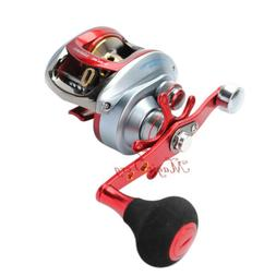 Saltwater Baitcasting Reel Surf Fishing Left Hand Beach 7.1: