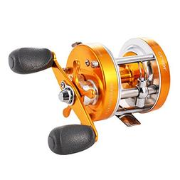 Isafish Baitcasting Reels Conventional Inshore and Offshore