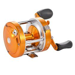Isafish Baitcasting Reels Conventional Inshore Offshore Salt