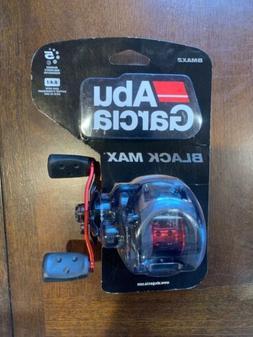 Abu Garcia Black Max 2 BMAX2 Low Profile Baitcasting Reel 6