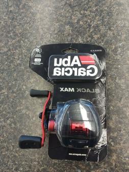 Abu Garcia Black Max BMAX3 Low Profile Baitcasting Reel 6.4: