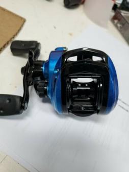 ABU GARCIA BLUEMAX LOW PROFILE RIGHT-HANDED BAITCASTING  REE
