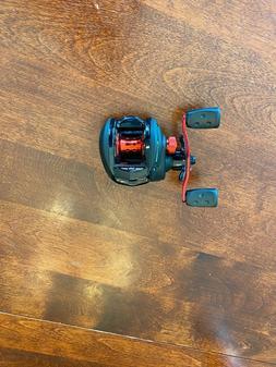 Abu Garcia BMAX3 Right-Handed Black Max Low Profile Baitcast