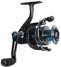 Ardent Bolt Size 1000 Spinning Reel, Left/Right, Black