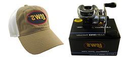 Bundle - Lew's Laser MG LSG1SHMG 7.1:1 Right Hand Baitcast R
