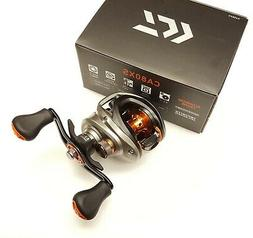 Daiwa CA80XS Extreme Low Profile Baitcast Reel Right Hand 9B