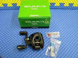 Shimano Caius 151 6.3:1 Left Hand Baitcast Fishing Reel - CI