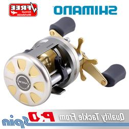 Shimano Cardiff 300A Overhead Baitcast Reel - Approved For S