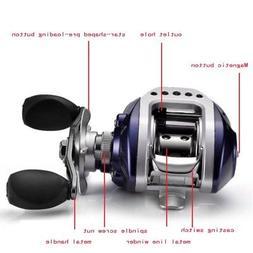 casting lure reel 11 ball bearing baitcaster