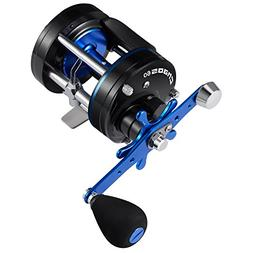 Piscifun Chaos Round Baitcasting Reel Reinforced Metal Body