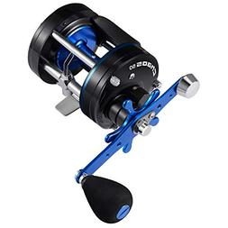 Piscifun Chaos Round Reel Blue 50 Right Handed