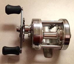 Ming Yang CL25W GunSmoke Baitcast Fishing Reel -Wide Spool -