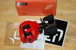 13 fishing concept z left hand baitcast reel 7.3:1 fresh or