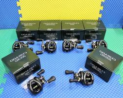 Shimano Curado K Series Dark Green Box Low Profile Baitcasti