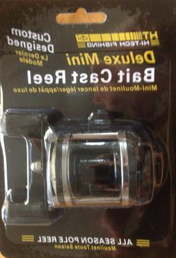 HT Enterprises Deluxe Mini Baitcast Reel