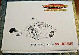 Ducket Left-handed Fishing Reel 320LW Brand New-MADE IN KORE