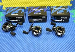 Okuma Epixor Low Profile Baitcast Reels CHOOSE YOUR MODEL!