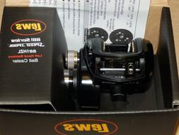 Lew-Feets BB1HZL Speed Spool Cast Reel, LH, 9BB + 1RB, 6.4:1