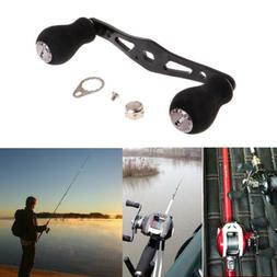 Fishing Handle Reel Double Knob Replacement Baitcasting Acce