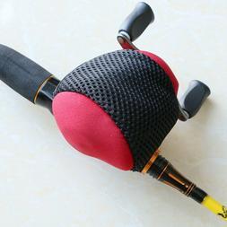 Fishing Reel Bag Protective Cover Baitcasting Trolling Spinn