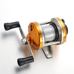 fishing reel mini metal bait