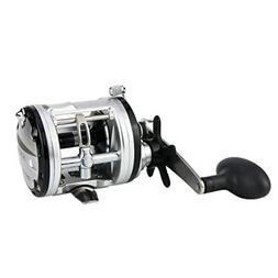 Fishing Reel,Bearing Metal Drum Trolling Baitcasting Fishing