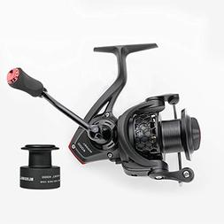 BLISSWILL Fishing Reel Spin Reel Smooth Spinning Reel-Aviati