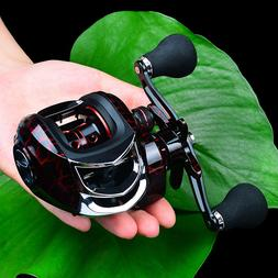 Rooxin <font><b>Baitcasting</b></font> Fishing <font><b>Reel