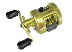 Full Metal Body Round Conventional Baitcasting Reel for Fres
