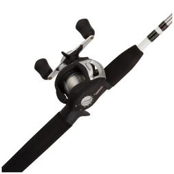 Fishing Rod and Reel Combo Gear 6 ft High Speed Low Profile