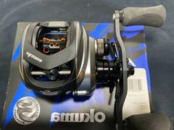 Okuma Helios SX Baitcast Reels Lightweight Low Profile Right