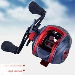 High Speed 7.2:1 Gear Ratio Spinning Reels Left/Right Hand B