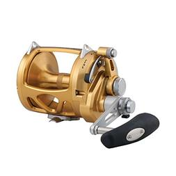 Penn INT50VISW Silver VI 5BB 3.5/1.3 2-Speed Casting Reel