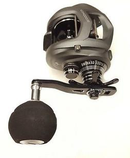 Komodo SS LowProfile Baitcasting Reel 6.4:1 Power Handle LH