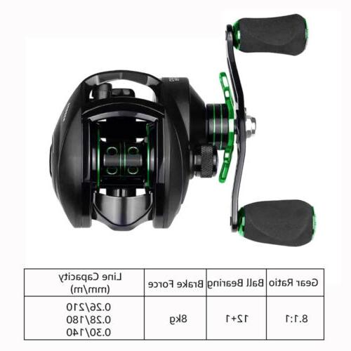 12+1BB Fishing Reel Reinforced High Speed