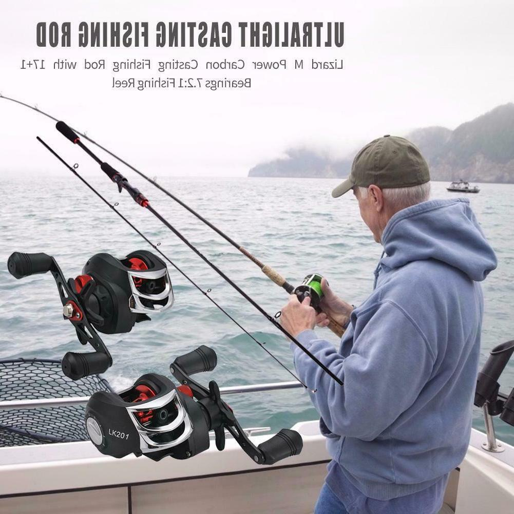 18+1BB Metal 7.1:1 Reel Left Handed US