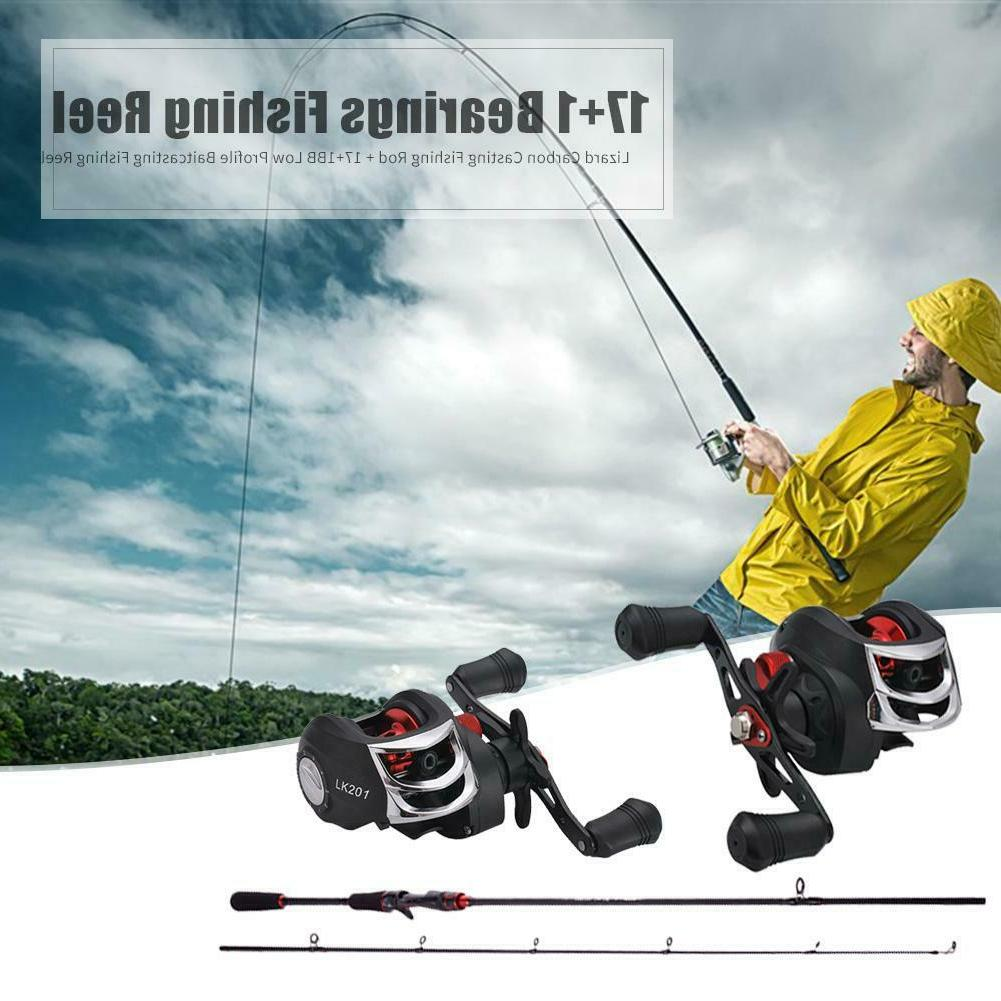 18+1BB Metal 7.1:1 Ratio Fishing Reel US